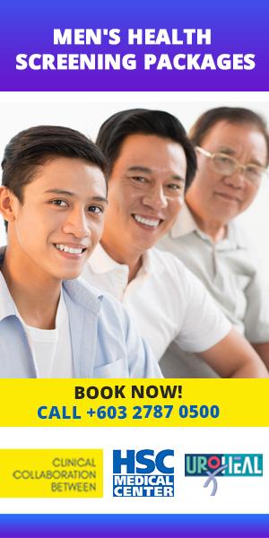 men's health screening packages